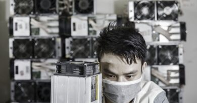 Kína bitcoinbányászok