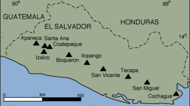 Geotermikus bitcoin bányászat Salvador