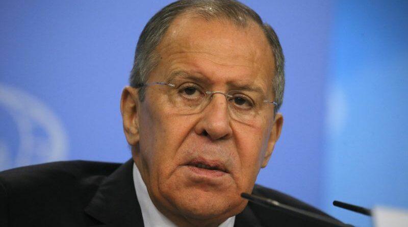 orosz külügyminiszter kriptovaluták