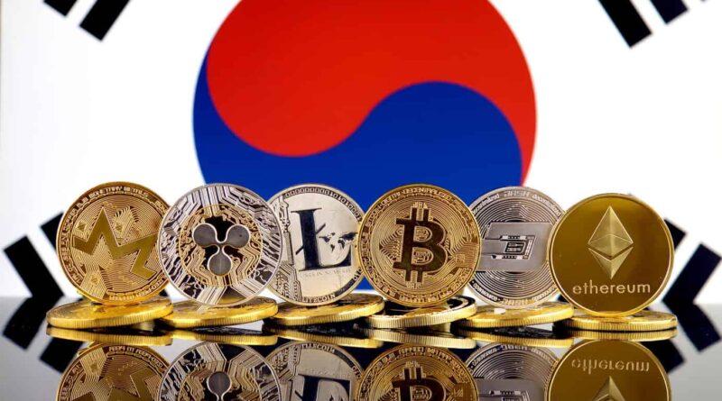 Dél-Korea, kriptovaluta