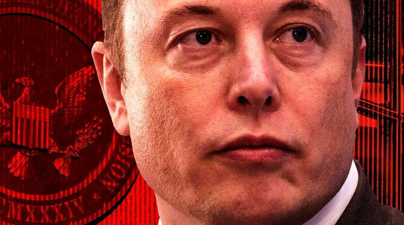 Elon Musk tweetjei tőzsdefelügyelet