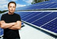 Elon Musk napelemes tető