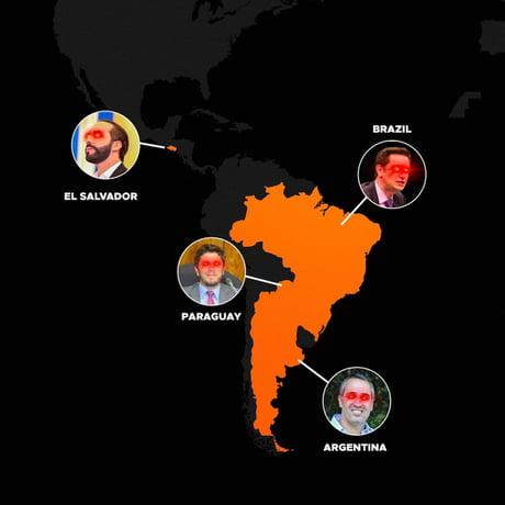 El Salvador után például már Paraguay is a BTC-ben látja a jövőt