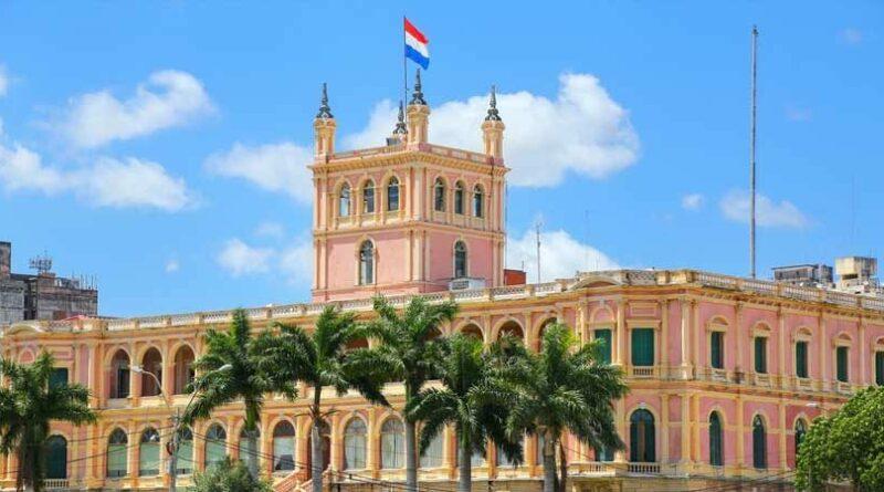 Paraguay bitcoin-törvény
