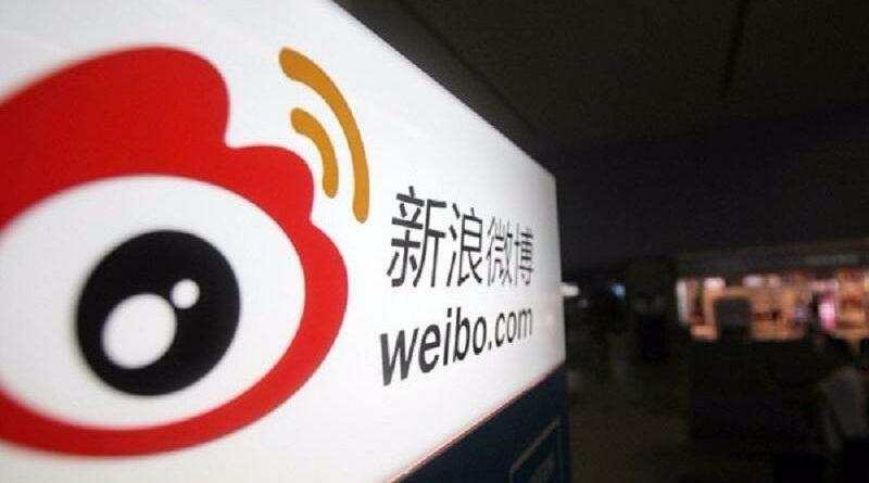 Weibo kínai tiltás