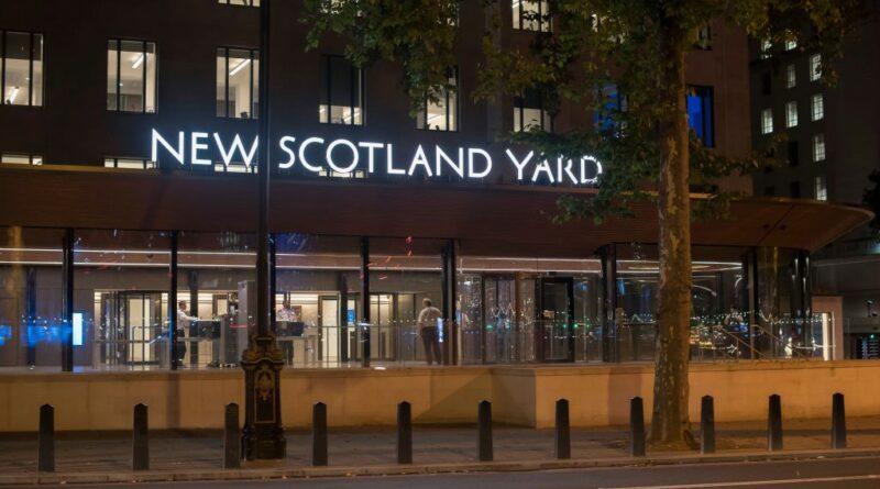 Scotland Yard kriptovaluta