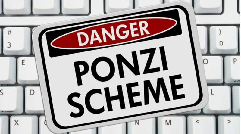 Ponzi-séma kriptovaluta