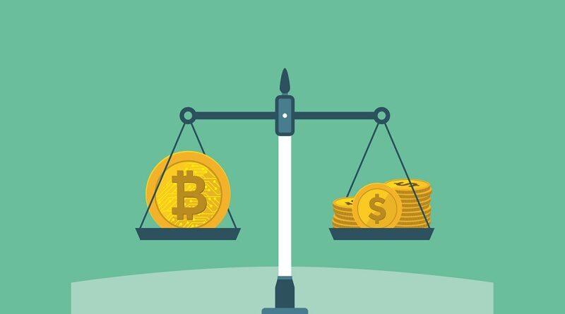 BTC kontra készpénz