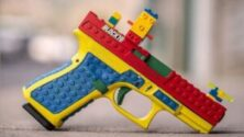 Lego kinézetű pisztoly miatt volt balhé az Egyesült Államokban