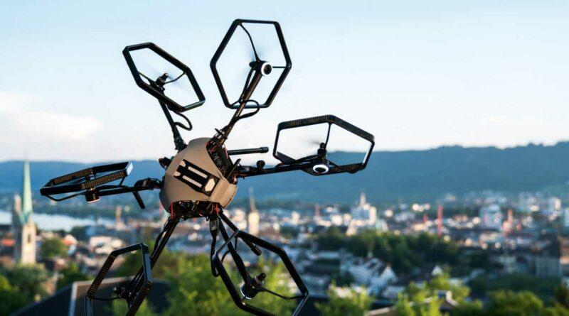 mesterséges intelligencia drón