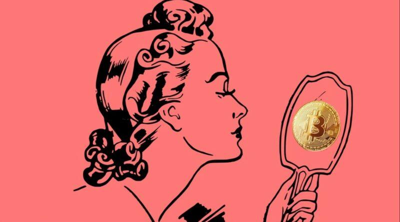Szépségmárka, Bitcoin