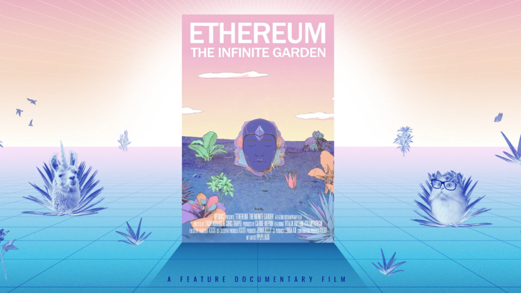 Készül az első dokumentumfilm az Ethereumról