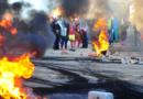 dél-afrikában káosz