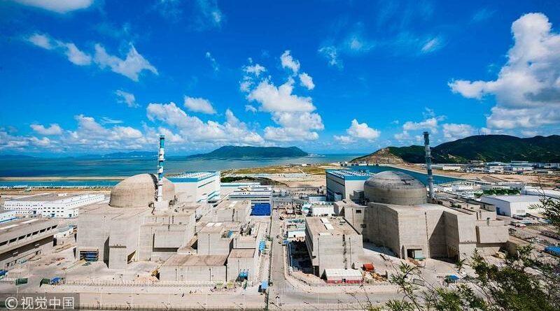 Kínai atomerőmű