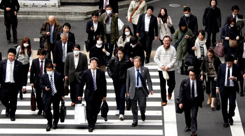Négynapos munkahét, Japán