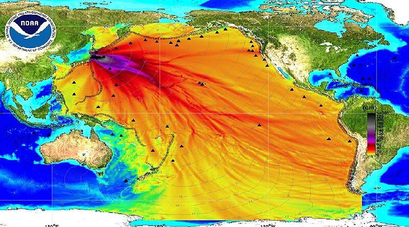 Fukushimai radioaktív víz