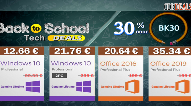 Windows 10 Pro kulcsok