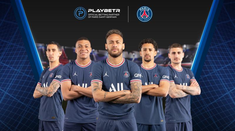 Playbetr Paris Saint-Germain