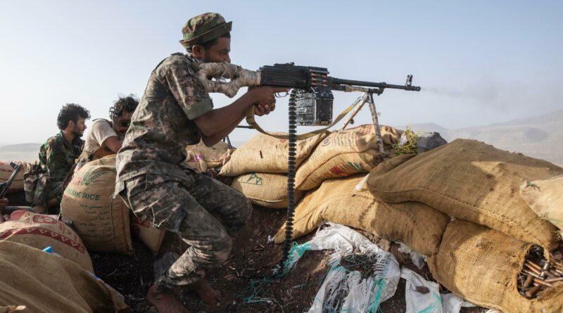 Jemen polgárháború