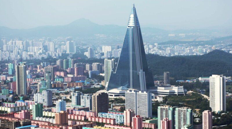 szálloda észak-korea