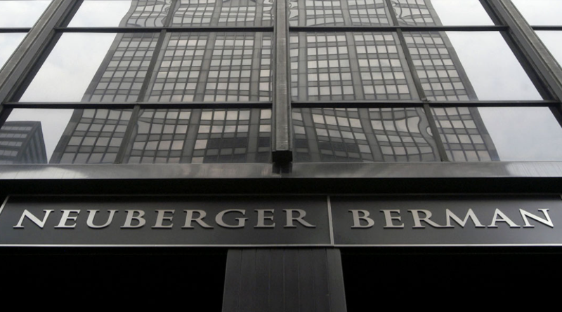 Neuberger Berman kriptovaluták