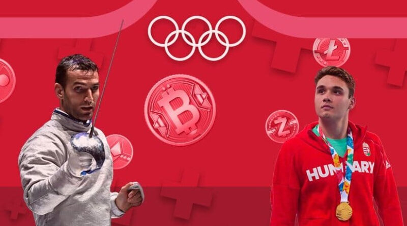 Az olimpiai sikerekre is fogadhatunk már bitcoinnal