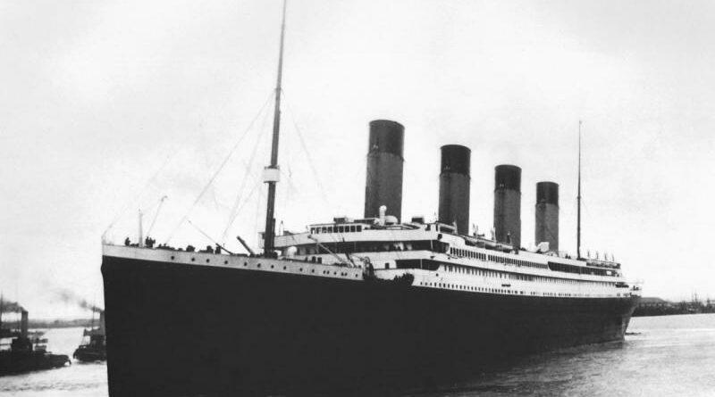 Titanic könyv