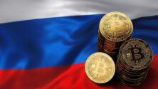 Oroszország háborút indított a kriptotőzsdék ellen