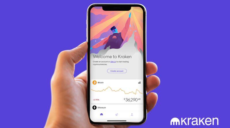 Apple Pay Kraken alkalmazás