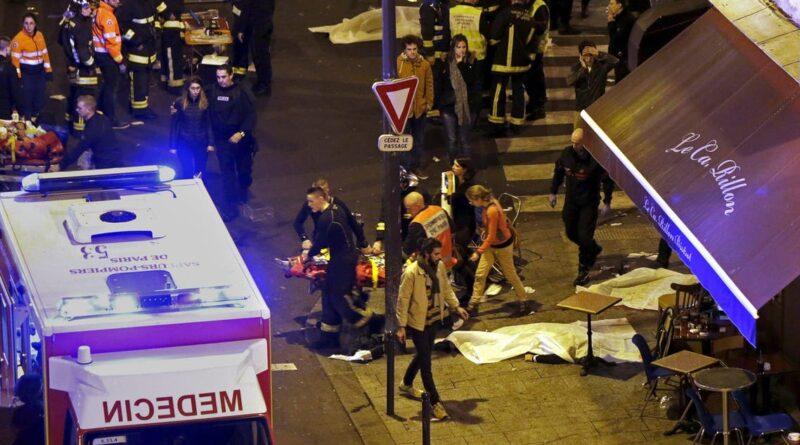 2015-ös párizsi terrortámadás