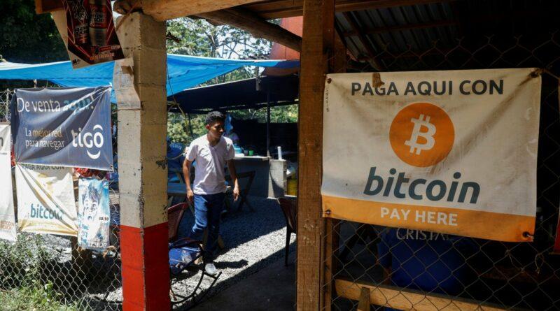 salvadori lakosság bitcoin