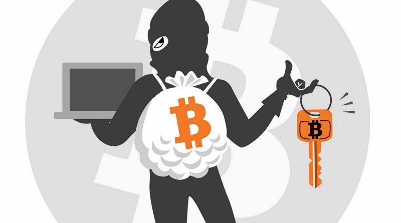 Bitcoin rablás