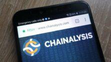 Chainalysis hatóságoknak