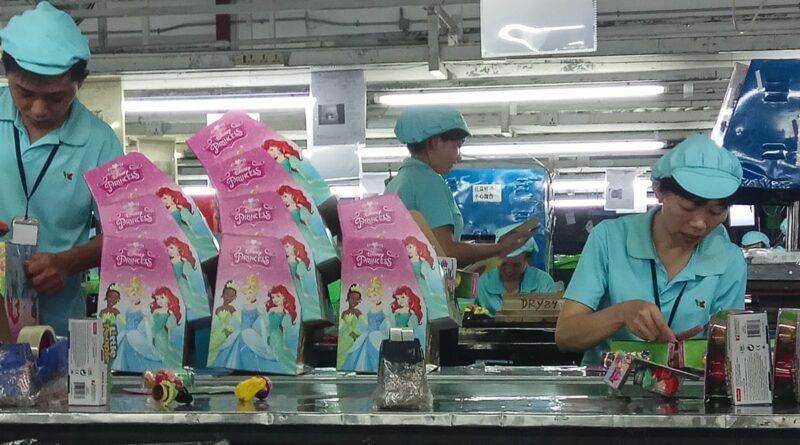 kínai munkaerőhiány