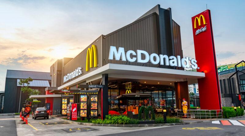 McDonald's-ban lightning