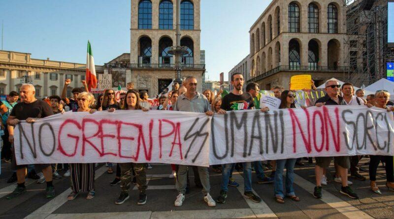 Telegram tüntetők