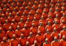Kim Dzsongun vörös gárda