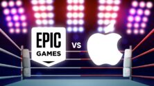 Epic Games, Apple