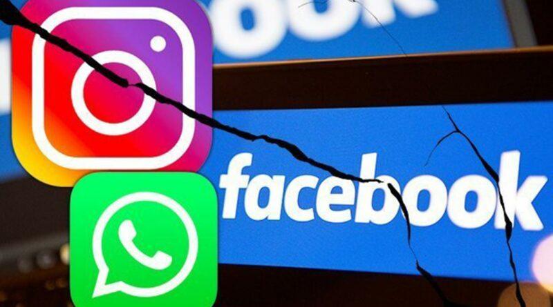 Facebook leállása