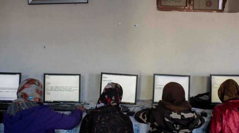 afgán nők kriptovaluták