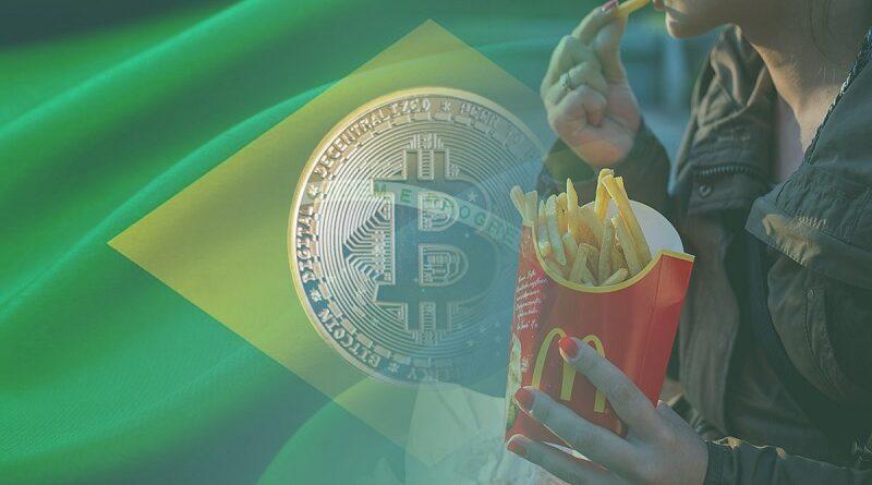 brazil McDonald's
