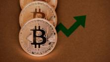 Optimista forgatókönyv: hamarosan új Bitcoin rekord születhet