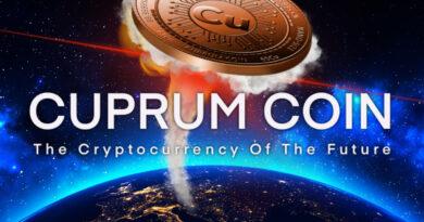 """Cuprum Coin: """"A világ egyik legértékesebb kriptovalutája sikeresen elindult"""""""