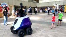 Szingapúr robot