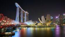 A Kínából távozó kriptósok Szingapúr felé igyekeznek