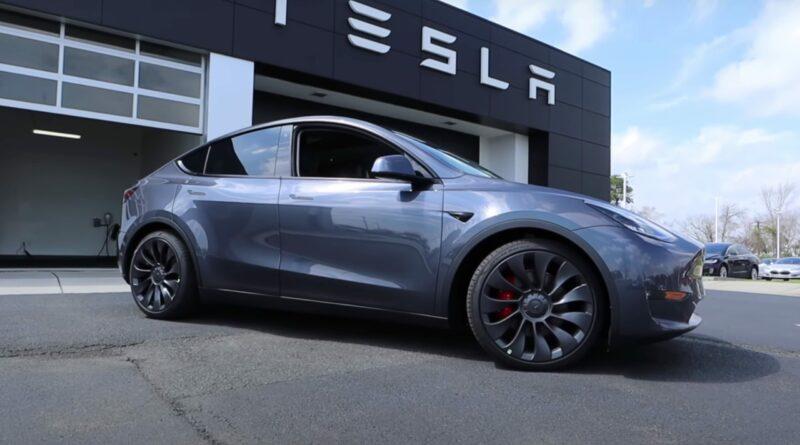 Tesla negyedév