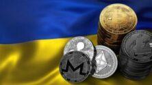 Ukrajna kriptó